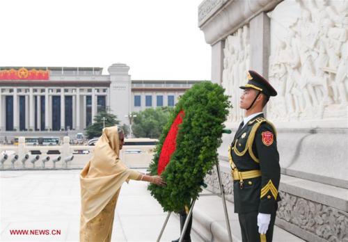 (Xinhua)