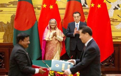 Hasina-Li-Keqiang-bilateral-Reuters-03